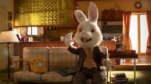 A Powerful Stop Motion Animation About the Life of Ralph the Cosmetic Test Rabbit Played by Taika Waititi