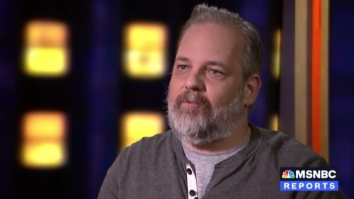 Ari Melber Interviews the Wonderfully Irreverent Dan Harmon of 'Community' and 'Rick and Morty'