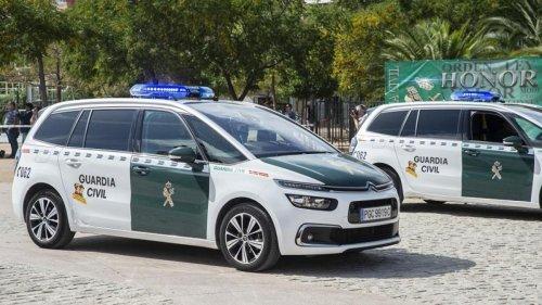 Dos jóvenes son rociadas con ácido por el novio de una de ellas en un pueblo de Málaga
