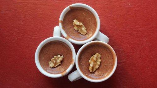 La receta de mousse de chocolate más fácil de preparar