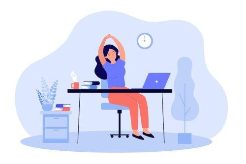 Se sentir bien au travail : prévenir le mal de dos