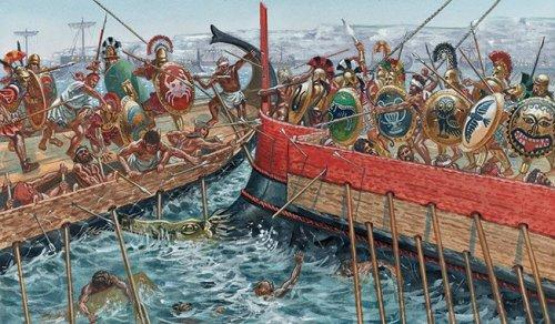 Bataille d'Alalia: quand les Grecs convoitaient la Corse