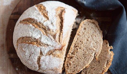 Recette gourmande : pain en cocotte et en famille