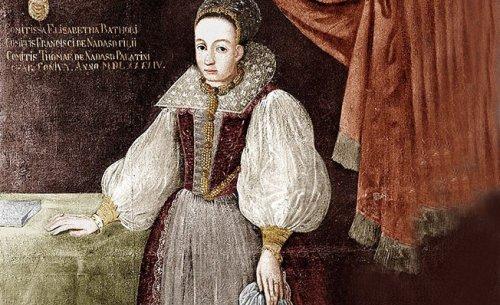Élisabeth Báthory, la beauté dans le sang