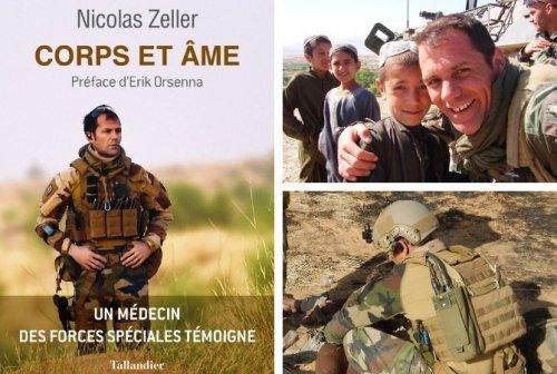 Médecin au sein des forces spéciales, Nicolas Zeller témoigne de son expérience dans « Corps et âme »