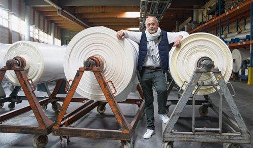 L'Alsace mise sur le textile « connecté » pour faire revivre son industrie manufacturière