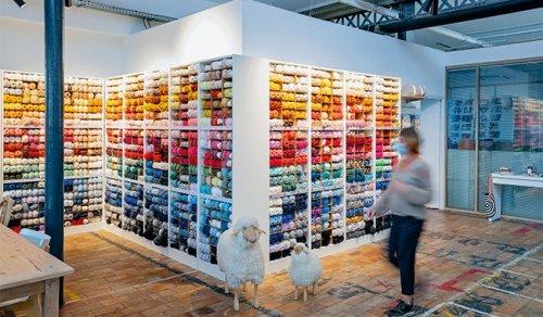 À Roubaix, l'industrie textile a rendez-vous avec son futur