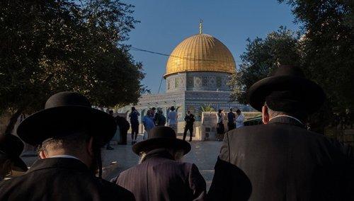 Fête de Soukkot à Jérusalem, un pèlerinage en terrain miné