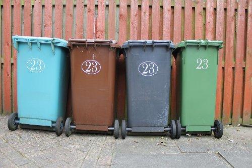 41% des immeubles collectifs n'ont pas de local à poubelles