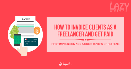 Refrens – Free Freelancer Invoice Software (Quick Review)
