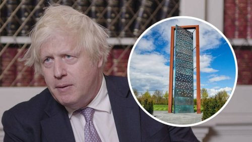 Police memorial honours those who 'run towards danger' to protect us, PM tells LBC