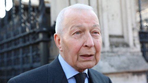 Ex-Labour MP Frank Field reveals he is close to death