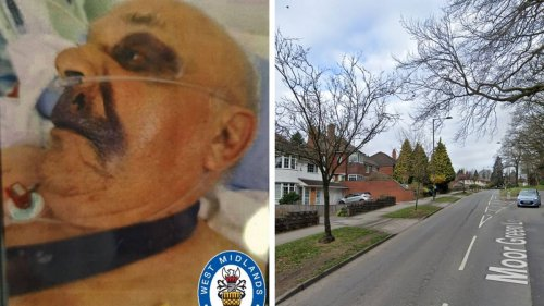 Masked raiders drag pensioner from bed and beat him in 'horrible' attempted robbery