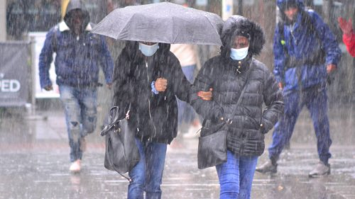 Met Office issues 4 days of weather warnings as thunderstorms set to batter UK