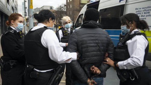 The challenges faced by the Met Police's Violent Suppression Unit
