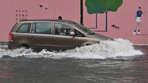 Sadiq Khan: London flash floods shows climate change danger is 'closer to home'