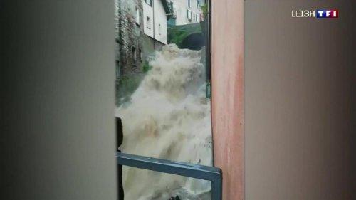 Inondations : les intempéries touchent le nord de l'Italie