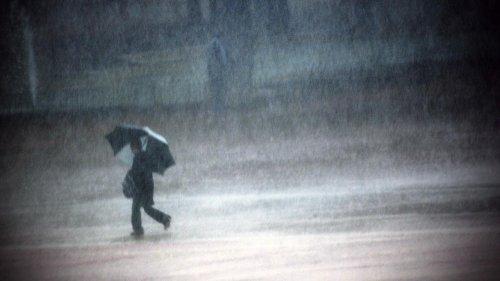 Cinq départements désormais en alerte orange pluie-inondation