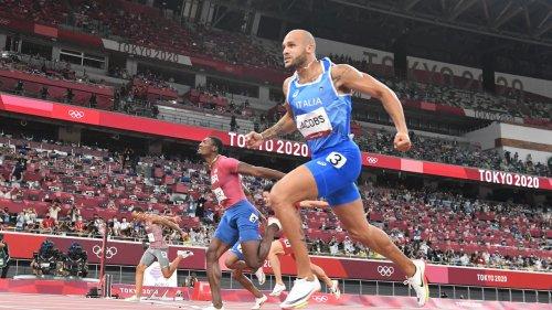 JO de Tokyo : champion olympique du 100 mètres, l'Italien Lamont Marcell Jacobs succède à Usain Bolt