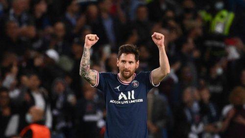 REVIVEZ - PSG-Manchester City (2-0) : la soirée magique de Paris, premier but de Messi