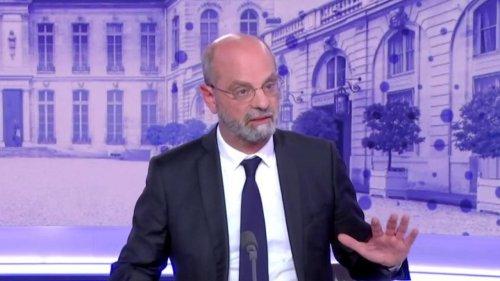 """VIDÉO - Jean-Michel Blanquer réagit au phénomène """"Squid Game"""" : """"Ne laissez pas les enfants seuls devant les écrans"""""""