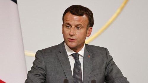 Un homme condamné à 10.000 euros d'amende pour avoir représenté Emmanuel Macron en Hitler