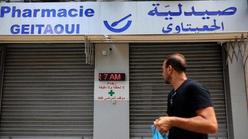 """VIDÉO - """"Ça fait un an et demi qu'on n'a pas mangé de viande"""" : le Liban dans l'enfer des pénuries"""