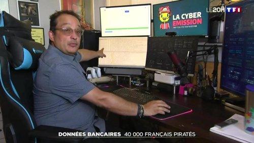 Fuite de données bancaires de 40.000 Français : comment savoir si vous êtes concerné ?