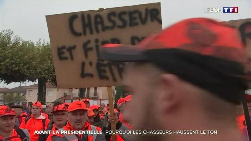 Mobilisation des chasseurs : plus de 40 000 personnes dans toute la France