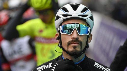 Cyclisme : le Français Julian Alaphilippe champion du monde pour la deuxième fois consécutive