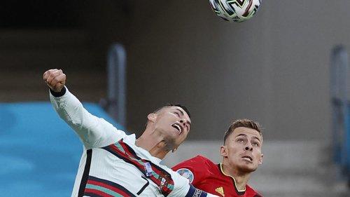 REVIVEZ - La Belgique élimine le Portugal de Cristiano Ronaldo (1-0)