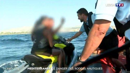 Le boom du rodéo nautique inquiète les autorités à Marseille