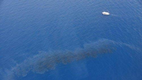 Pollution en Méditerranée : que sait-on de la nappe d'hydrocarbures qui menace le littoral corse ?