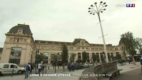 La LGV Bordeaux-Toulouse sur les rails
