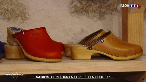Made in France : le retour en force et en couleur des galoches du Cantal