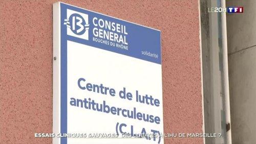 Essais cliniques controversés contre la tuberculose : des cobayes à l'IHU de Marseille ?