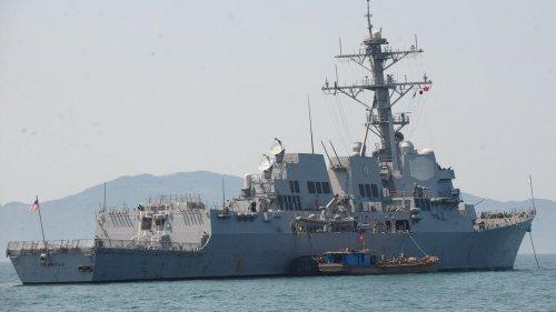 """Deux navires de guerre russe et américain frôlent l'incident en mer du Japon : """"Un acte inadmissible"""""""