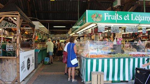 Votre plus beau marché : la Halle de L'Isle-Adam, aux senteurs d'humus