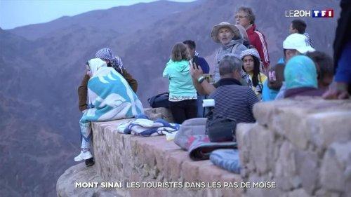 À la découverte du mont Sinaï en Égypte