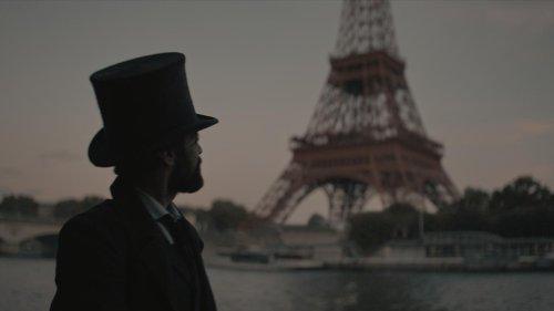 """VIDÉO - """"Eiffel"""" : une fresque romanesque sur fond de construction de la célèbre tour"""