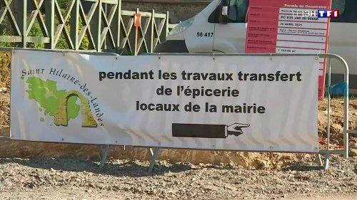 Dans ce village d'Ille-et-Vilaine, c'est désormais à la mairie qu'il faut faire ses courses