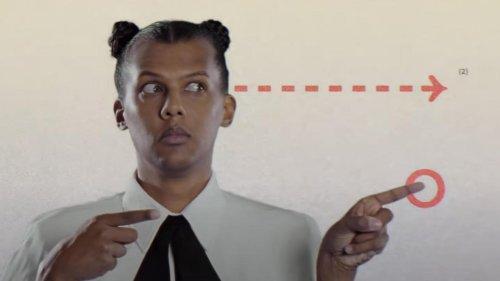 """Stromae de retour avec """"Santé"""" : regardez son clip qui rend hommage aux travailleurs du quotidien"""