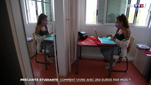 Précarité étudiante : ils vivent avec 250 euros par mois ?
