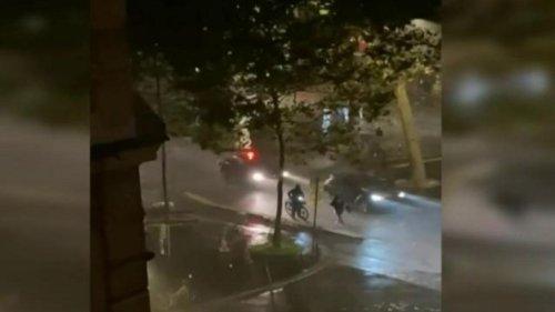 Tempête Aurore : 13 départements, dont l'Ile-de-France, placés en vigilance orange pour vent violent