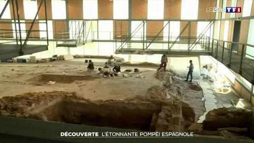 """Archéologie : à la découverte de l'incroyable """"Pompéi espagnole"""""""