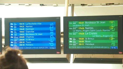 SNCF : un ouvrier tué par un éboulement, le trafic interrompu entre Montparnasse et le sud-ouest