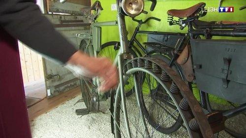 A la rencontre d'un collectionneur de vélos du XIXe siècle