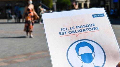 Covid-19 : le masque redevient obligatoire sur la côte basque et dans l'Hérault