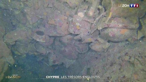 Les trésors engloutis de Chypre