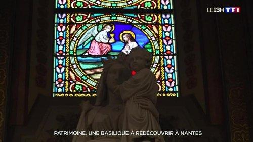 Journées européennes du patrimoine : à la découverte de la basilique Saint-Donatien à Nantes